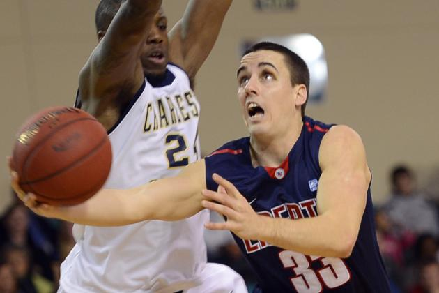 Liberty Men's Basketball Makes History with Big South Tournament Victory