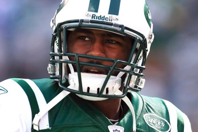 Darrelle Revis Reportedly Drawing Trade Interest from Eagles