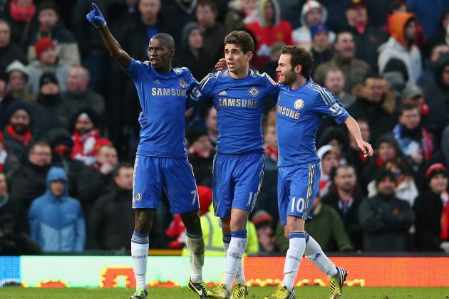 Manchester United vs. Chelsea: Score, Grades and Post-Match Reaction