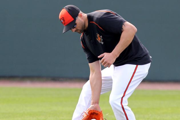 Orioles Nick Markakis Will Undergo an MRI on Injured Neck
