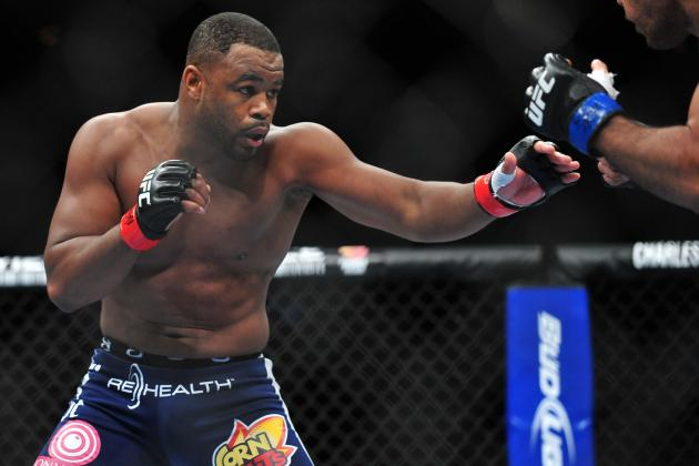Rashad Evans Comes Out for Gay Marriage