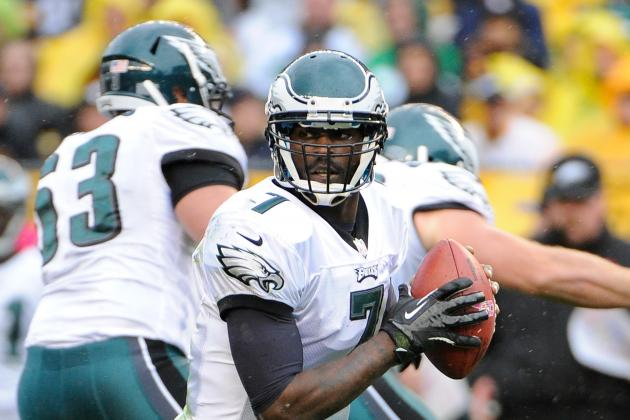 Michael Vick Will Recapture Rushing Success in Chip Kelly's Spread Offense