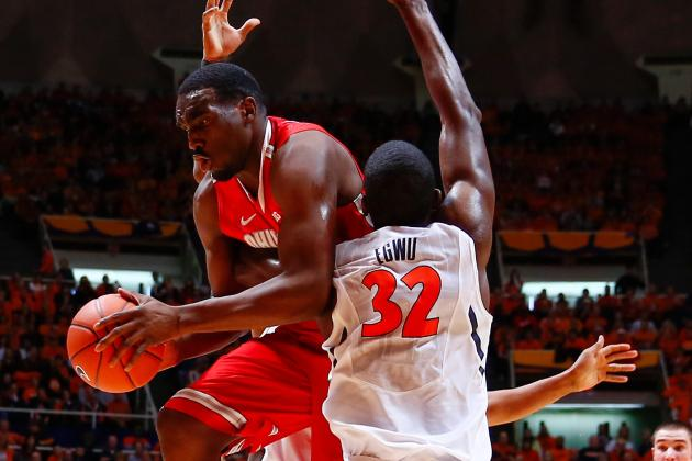 No. 14 Ohio St. 68, Illinois 55
