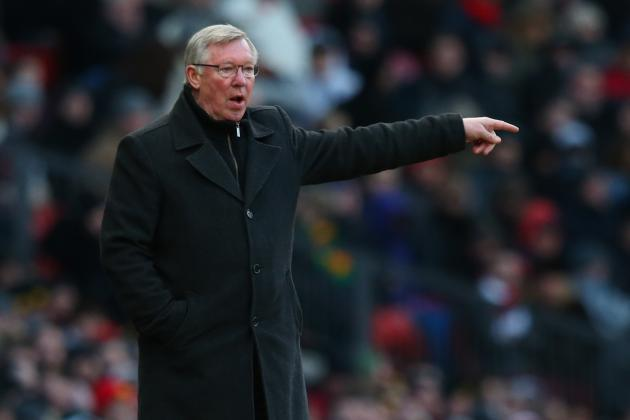 Man Utd vs. Chelsea: Sir Alex Ferguson the Loser in Tale of 3 Managers