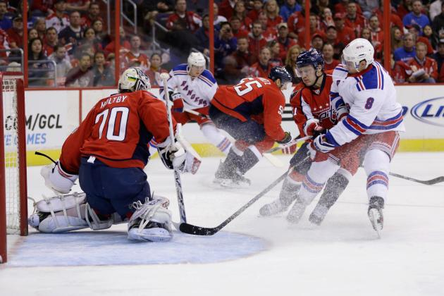 Washington Capitals: Caps Lose Second Straight, Fall to NY Rangers 4-1