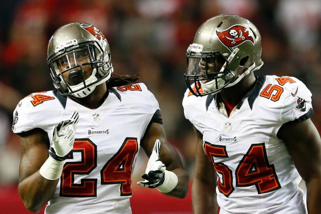 Why the Bucs' Linebackers Were the Best (and Worst) Part of the 2012 Defense