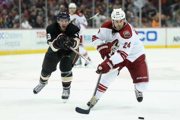 Coyotes Week in Review: Staying in the Playoff Race with Key Results