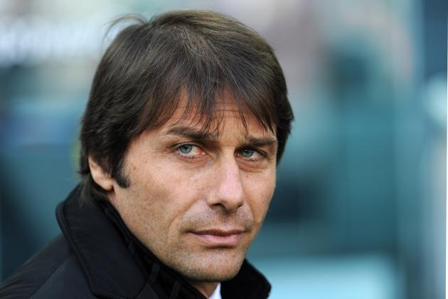 Juventus Won with Their Heart States Conte