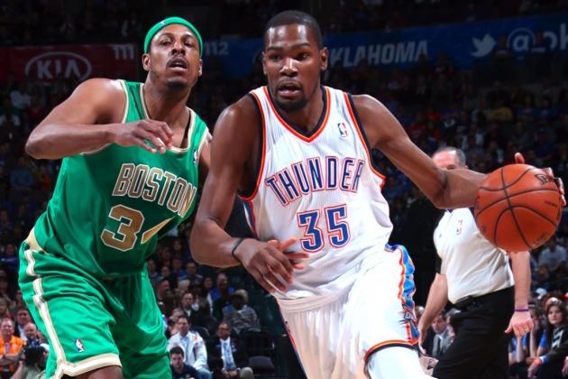 Celtics vs. Thunder: Live Analysis, Score Updates and Highlights