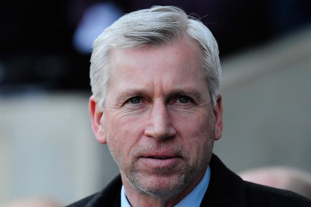 Premier League: Newcastle Could Finish in the Top Half, Says Alan Pardew