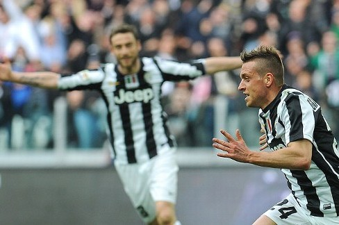 Last-Gasp Goal Allows Juve to Open 9-Point Lead