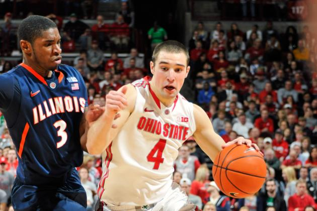 Ohio State Men's Basketball Drops Illinois, Keeps Big Ten Title Hopes Alive