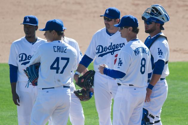 Dodgers Will Soon Make Tough Pitching Decisions