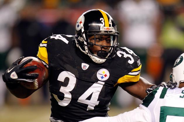 Rashard Mendenhall Has Interest of Denver Broncos in NFL Free Agency