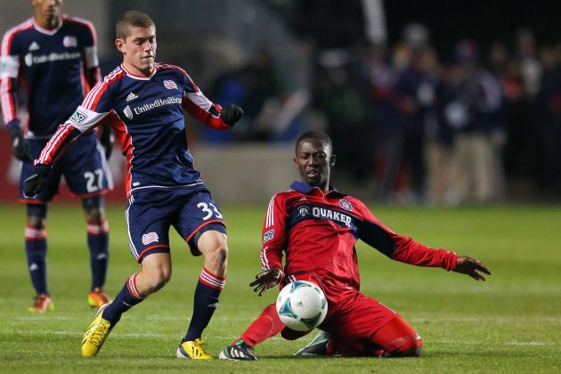 New England Revolution Impressive, Chicago Fire Listless in Week 2 Matchup
