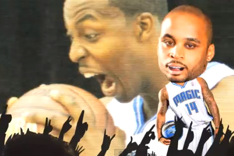 Dwight Howard Enjoys Orlando Magic's 'Forget You' Parody