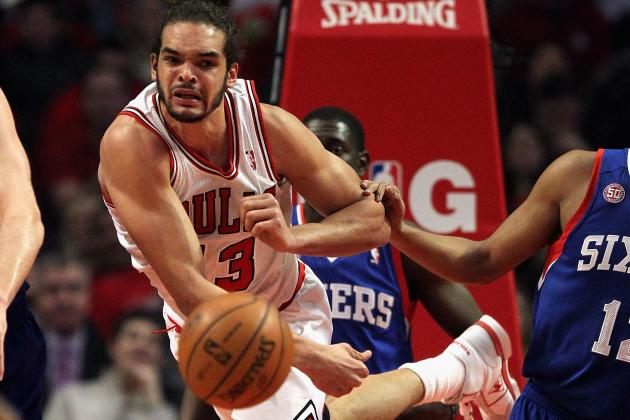 Joakim Noah Is No-Brainer Choice for Defensive Player of the Year