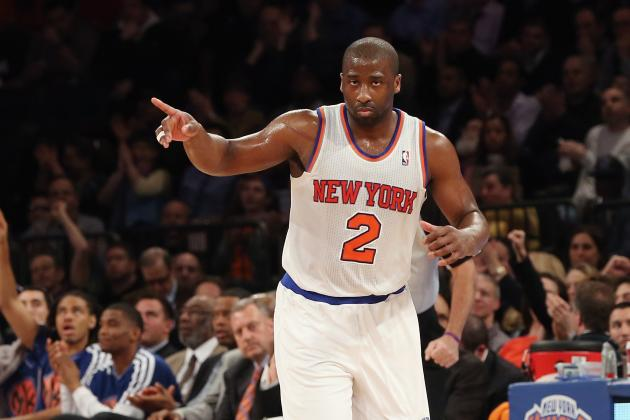 Is Raymond Felton the New York Knicks' Most Important Player?