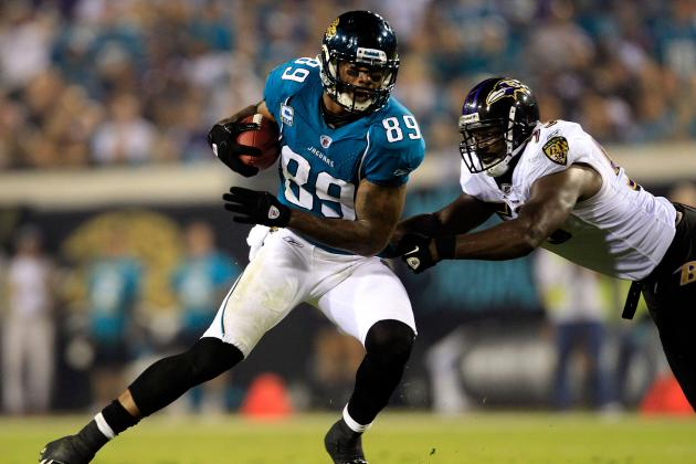 Jacksonville Jaguars' Marcedes Lewis Reflects on the Past Season and the Future