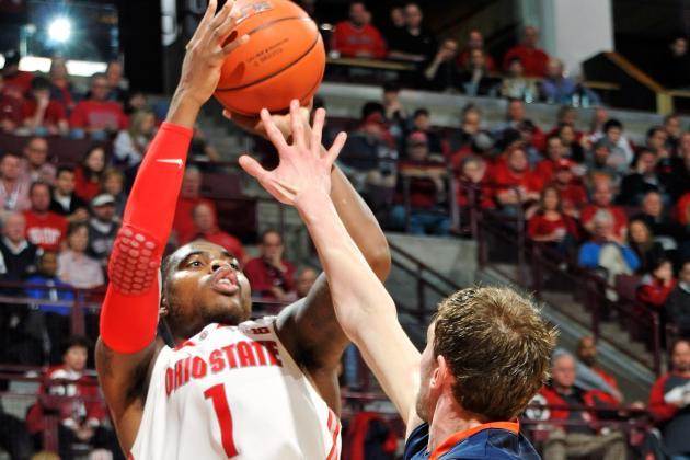 Deshaun Thomas Shines as No. 14 Ohio State Downs Illinois