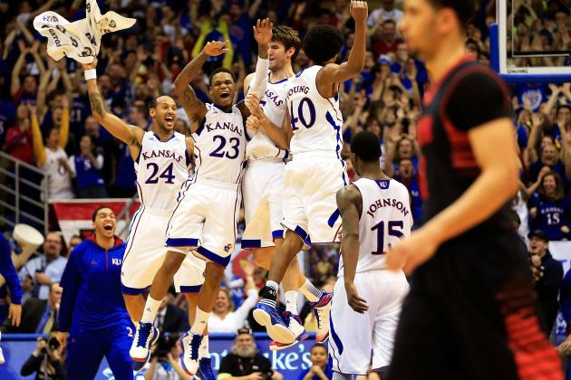 Big 12 Tournament 2013 Schedule: When and Where to Watch Top Teams in KC