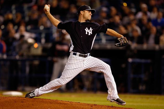 Phelps Sharp Again, Yankees Blank Blue Jays