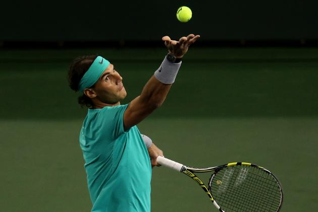 Rafael Nadal: Victory in Return to Hardcourt Is Promising Sign for 2013