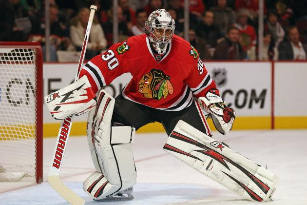 Emery Gets the Nod over Crawford Tonight for Blackhawks