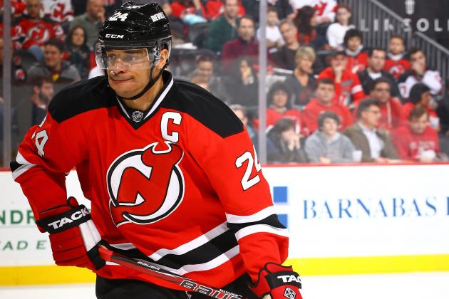 Devils Captain Bryce Salvador Will Play Against Jets Tonight