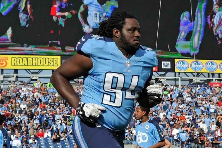 Report: New York Giants Pursuing Former Titans DT Sen'Derrick Marks