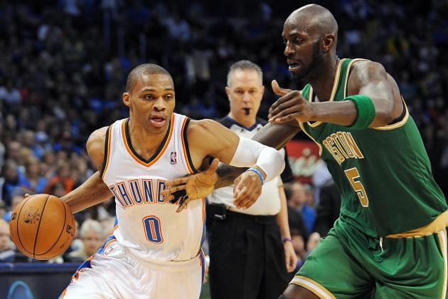 Celtics Put Up a Good Fight but Fall to the Thunder
