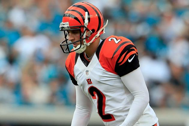 Bengals Go into Free Agency Kicking