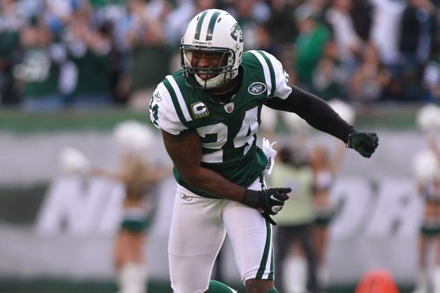 For Revis, the Past Could Complicate the Immediate Future