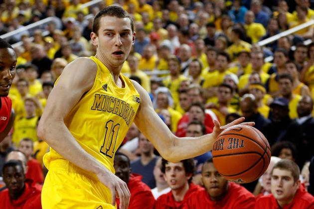 Michigan Basketball: Why Nik Stauskas Is the Key to Wolverines' March Success
