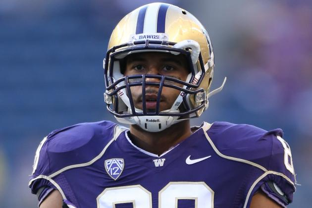 UW Football Tight End Seferian-Jenkins Arrested for DUI