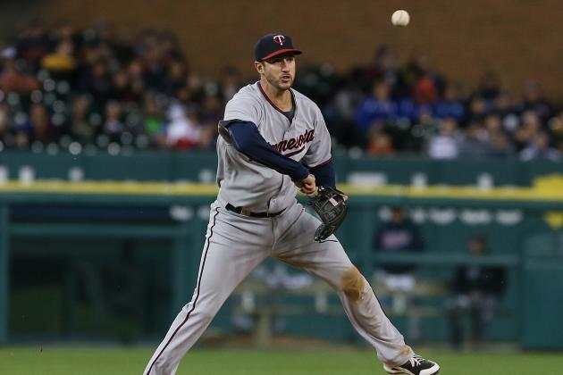 Minnesota Twins' Trevor Plouffe Out with Injury