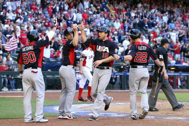 U.S. Rallies Late Against Canada to Advance in WBC