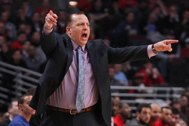 Is Chicago Bulls' Tom Thibodeau Still a Candidate for NBA Coach of the Year?
