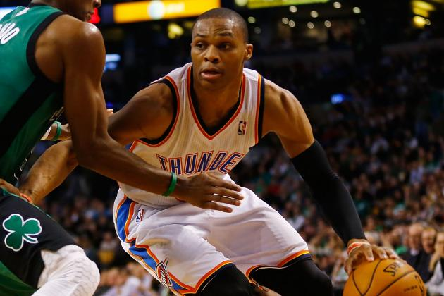 Thunder grinds out 91-79 win over Celtics