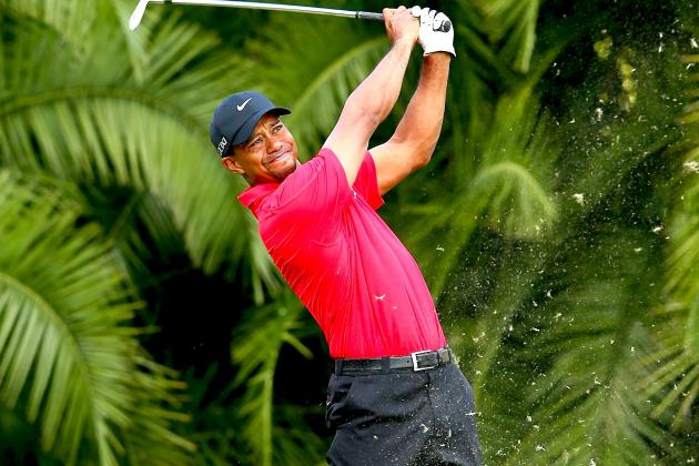 Tiger Woods at WGC-Cadillac Championship 2013: Day 4 Analysis, Highlights, More