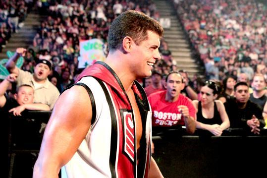 WWE Pushed to Punished, Edition 27: The Dashing Decadence of Cody Rhodes