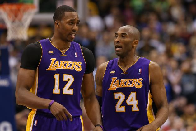 Dwight Howard Says Kobe Bryant Will Make Him a