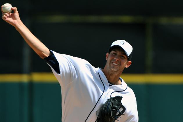 Rick Porcello's Pitching Is Making It Difficult for Detroit Tigers to Trade Him