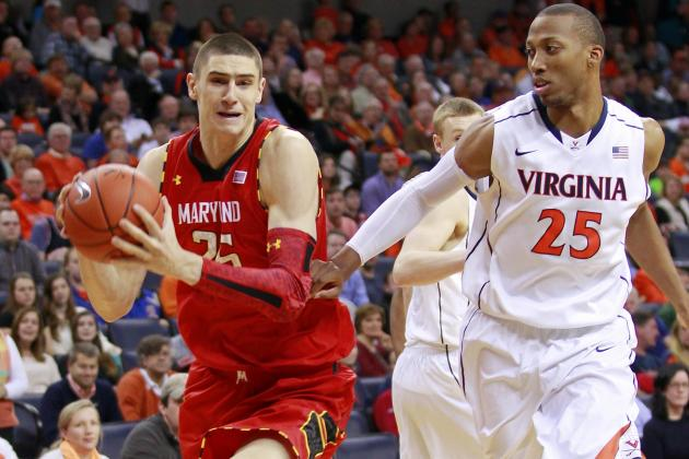 Virginia 61, Maryland 58