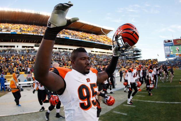 Bengals Agree to Re-Sign DE Wallace Gilberry