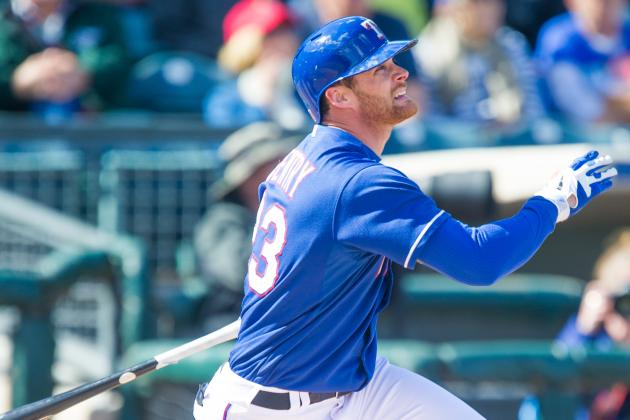 Is Craig Gentry's Surge the Work of Rangers Hitting Coach Dave Magadan