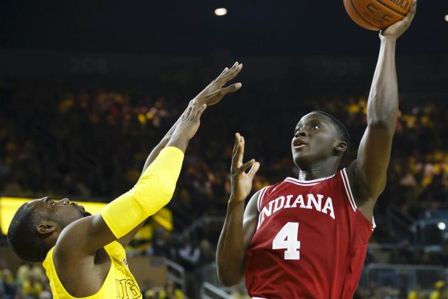 Indiana Takes Outright Big Ten Title with Dramatic Win at Michigan