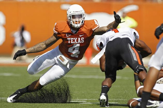 Dallas Cowboys Interested in Safety Kenny Vaccaro; Could Nab Him at No. 18