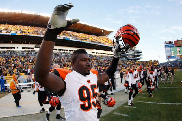 Bengals Re-Sign Wallace Gilberry