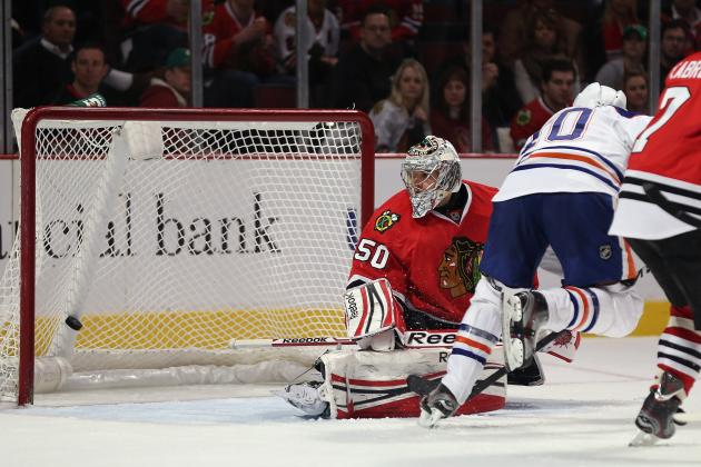 Blackhawks Suffer Second Straight Regulation Loss Despite Rally